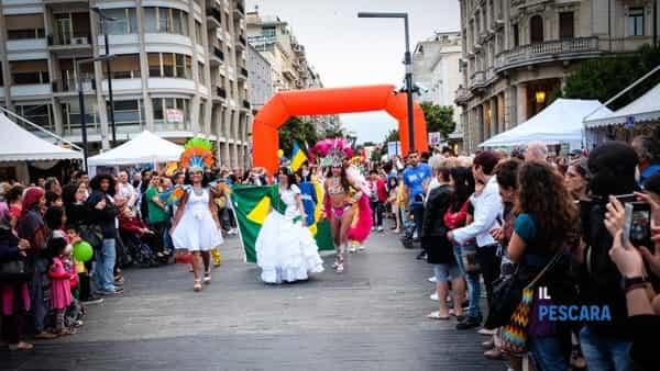 """""""We love world: apri il tuo mondo al mondo"""": a Pescara la Festa dei Popoli 2017"""