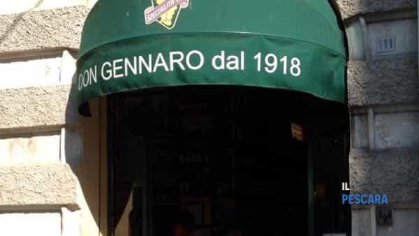 L'enoteca 'Don Gennaro' compie 100 anni e offre a tutti un brindisi per festeggiare