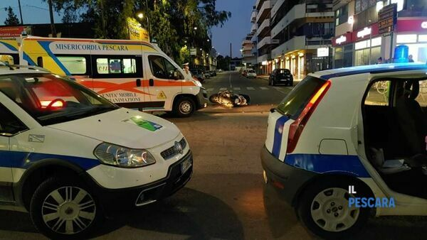 Incidente viale Marconi 2