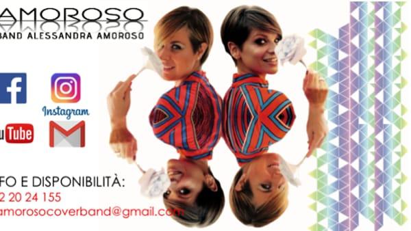 Clamoroso (cover Alessandra Amoroso) all'Osteria della Musica 2019 di Cepagatti
