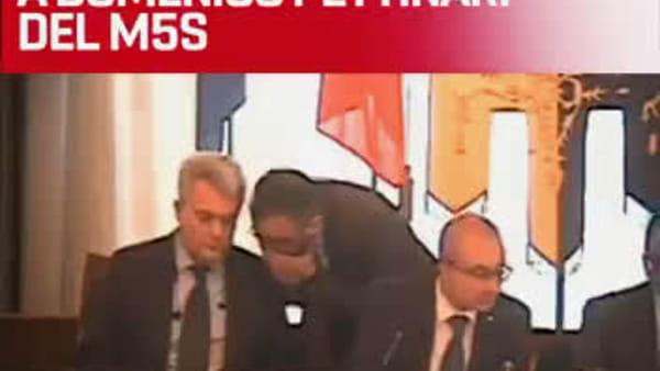 VIDEO - Scoppia la polemica per le minacce a Pettinari da un consigliere regionale di maggioranza