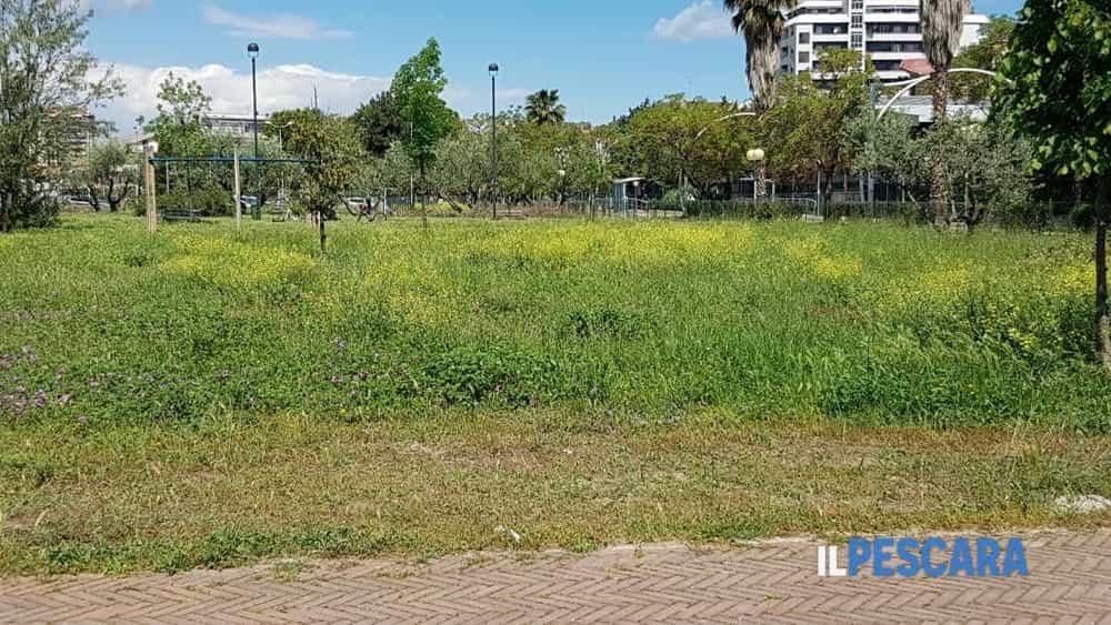 Giardinetti Naiadi strada parco