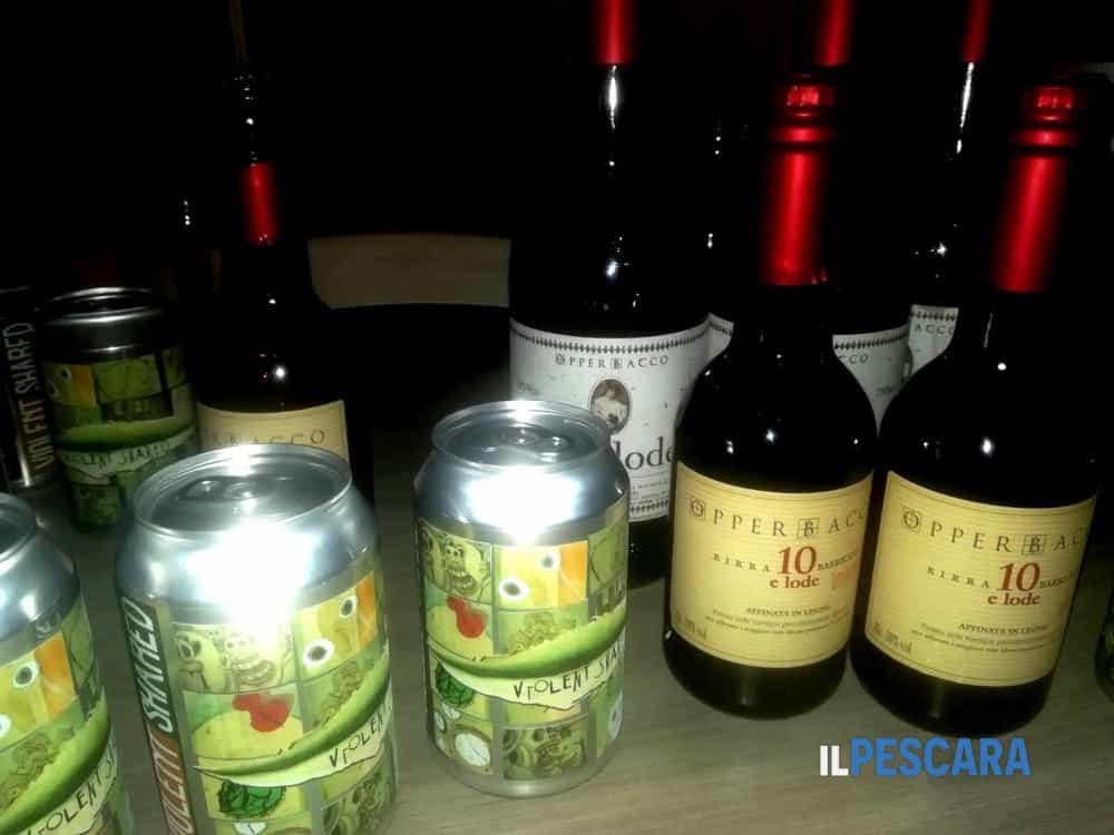 Birre birrificio Opperbacco