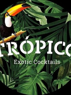 Trópico, Exotic bar